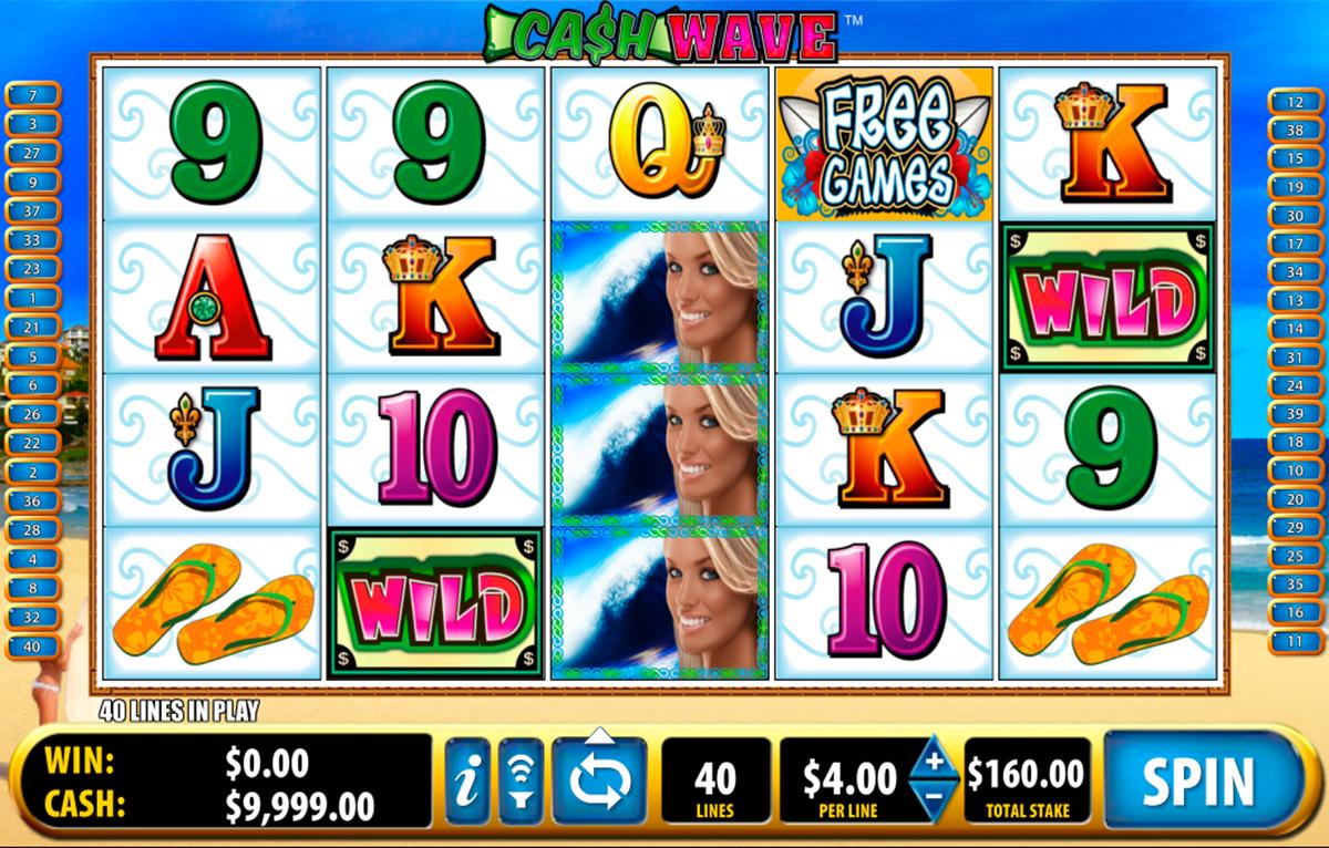 cash wave bally