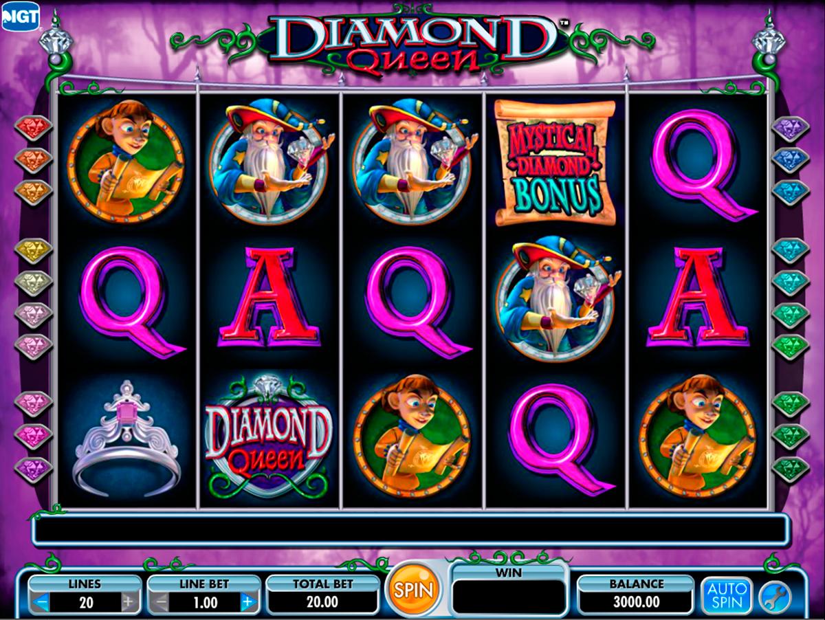 diamond queen igt