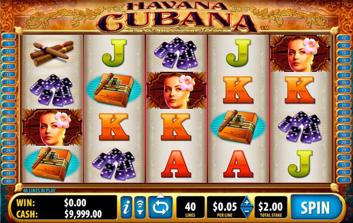 havana cubana bally