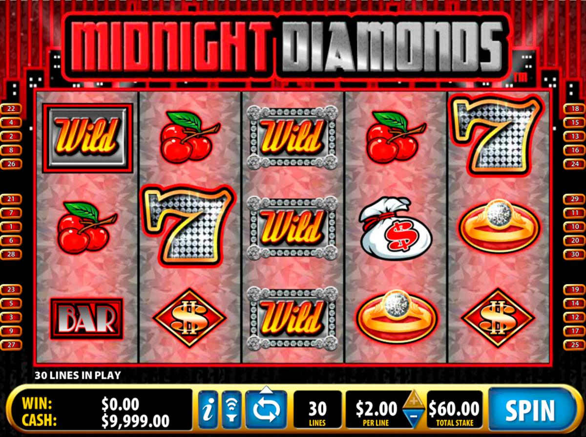 midnight diamonds bally