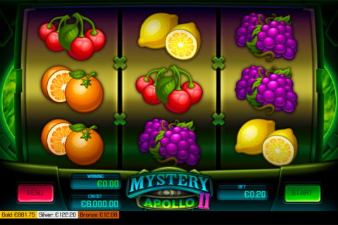 mystery joker apollo games