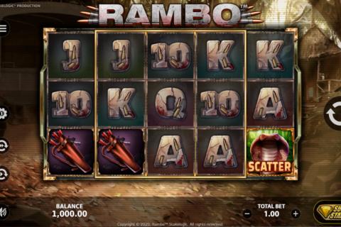 rambo stake logic