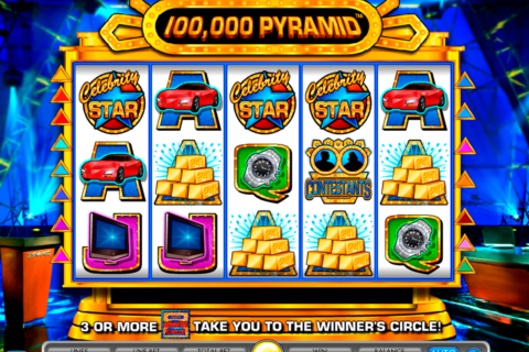 the  pyramid igt